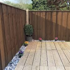 4ft High Fence Panels Waltons Fast Delivery