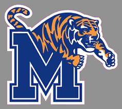 University Of Memphis Tigers Logo 6 Vinyl Decal Bumper Window Sticker Ncaa Ebay