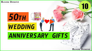 50th wedding anniversary gifts wedding