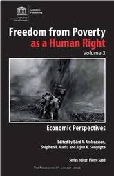 Freedom From Poverty As A Human Right Economic Perspectives Unesco Digital Library