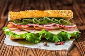 subway sandwich and we ll guess your age