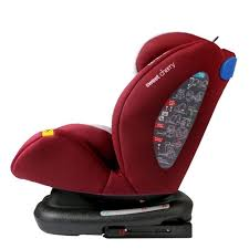 ay518 falcon isofix car seat sweet cherry