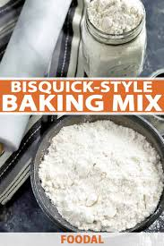 homemade bisquick style pancake and