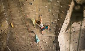 cliffhanger climbing gym in altona