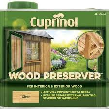 Cuprinol Wood Preserver Clear Armstrong Supplies