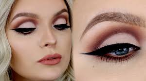 cut crease tutorial hooded eyes you