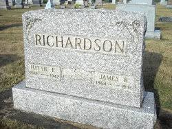 "Harriet E. ""Hattie"" Bantum Richardson (1866-1942) - Find A Grave Memorial"