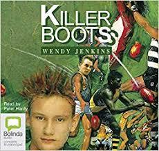 Amazon | Killer Boots | Jenkins, Wendy, Hardy, Peter, Burley, Anna | Fiction