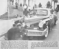 """Our Town Special Event: """"Tucker: The Man and the Automobile"""" returns to  town 30 years later to benefit MHS – Martinez News-Gazette"""