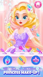 princess hair salon games free