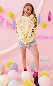 Beep Bop Sweater | Girls support girls, Adeline morin, Outfits