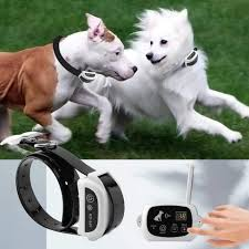 Wireless Electric Dog Pet Fence System With Multiple Collar Silason Com