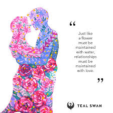 like a flower quotes teal swan