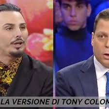 Tony Colombo e Tina Rispoli contro Fanpage.it: Tutta fiction ...