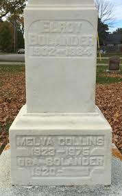 Ora Bolander (1920-Unknown) - Find A Grave Memorial