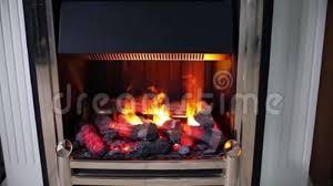electric fireplace interior design
