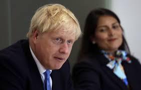 Boris Johnson recibe su primera derrota al frente del Partido ...