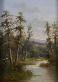 ADA STONE, Landscape, Oil on Canvas by Blackwell Auctions - 1734246 |  Bidsquare