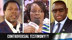 VIDEO - TB Joshua Fires Back Over Controversial Sierra Leone Testimony -  The Maravi Post