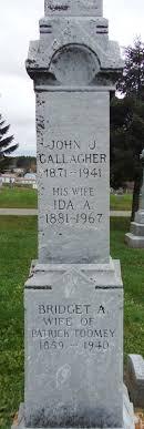 Ida Burns Gallagher (1881-1967) - Find A Grave Memorial