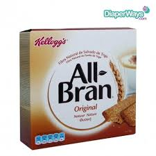kelloggs all bran original cereal bars