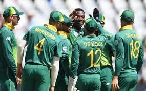 क्रिकेट दक्षिण अफ्रीका में पसारे कोरोना ने पैर, सात मामले आए सामने - Cricket south africa reports seven corona positive cases - Latest News & Updates in Hindi at India.com Hindi