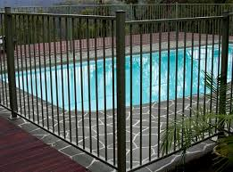 Pool Fencing Posts And Gates Pre Galvanised Powder Coated Huge Range Colours
