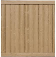 Simtek Fence Ashland 6 X 6 Fence Panel At Menards