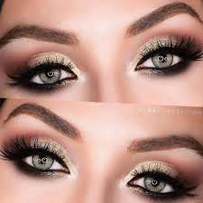 eye makeup for deep set eyes and dark
