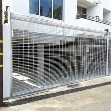 China Rolling Door Electric Grill Gate Door Roll Up Door China Grilles Door Rolling Door