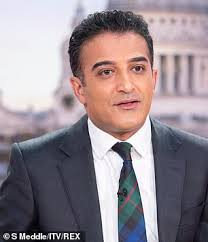 Good Morning Britain's Ross King repeatedly confuses Adil Ray for ...