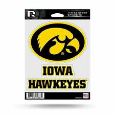 Iowa Hawkeyes Ncaa Decals For Sale Ebay