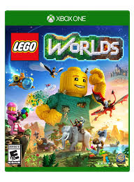 LEGO® Worlds Xbox One™ Video Game 5005372 | Classic