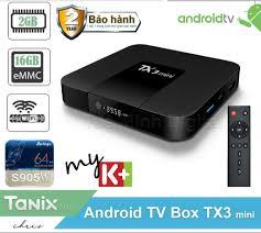 Top TV Box giá rẻ dưới 1 triệu đồng vẫn