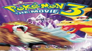 Opening To Pokemon 3 The Movie 2001 VHS - YouTube