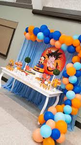 137 Mejores Imagenes De Cumpleanos Goku En 2020 Fiesta De Goku
