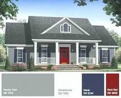best exterior gray paint colors image