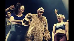 Relive Abe Vigoda As Wombat At Phish Halloween '13 On The ...