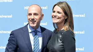 Inside Savannah Guthrie and Matt Lauer ...