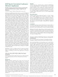 pdf symptom free return to sport