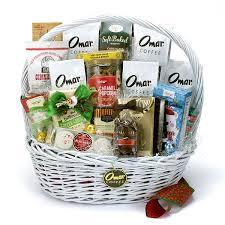 santa s kitchen sink coffee gift basket