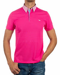HARMONT & BLAINE © Polo Shirt ✶ 505 Ribbed hem