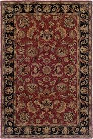 oriental weavers 23102 red area rugs