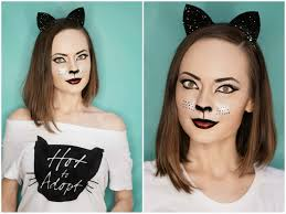 how to do easy cat makeup for