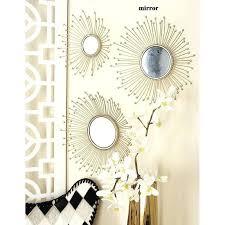 wall mirror set sets decor furniture