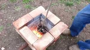 homemade diy furnace foundry