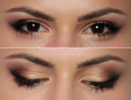 selena gomez cat eye makeup tutorial