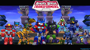 Angry Birds Transformers v1.27.2 APK (MOD, Crystal/Unlocked ...
