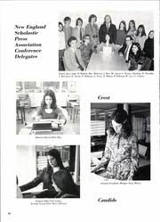 Falmouth High School - Crest Yearbook (Falmouth, ME), Class of 1973, Page  71 of 200