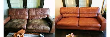 leather sofa cleaning service repair